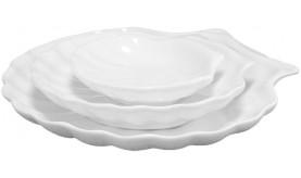 Блюдо Ракушка 19 см  21-04-059 тм Helfer